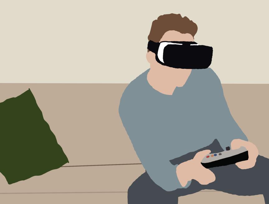 Les Top jeux en réalité virtuelle!